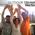Outdoor training con Vector 5