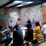 Los Clubs de Nerworking de Economía Humana comienzan con energía y entusiasmo