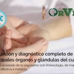 Evaluación y diagnóstico completo de los principales órganos y glándulas del cuerpo