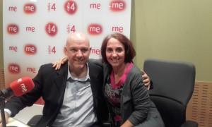 Entrevista a Ferran Caudet en RNE