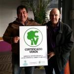 Economía Humana recibe el Certificado Verde