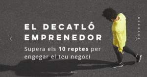 El Decatlón Emprendedor @ Convento de Sant Agustí (Barcelona Activa) | Barcelona | Catalunya | España