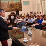 Heraldo Muñoz, director de Fensus<br>De la Economía del «yo tengo» al «yo soy, nosotros somos»