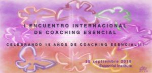 I Encuentro Internacional de Coaching Esencial @ RONDA BARCELONA | Barcelona | Catalunya | España