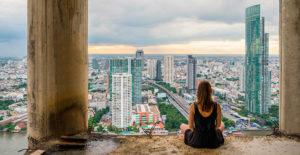 Experiencia el Silencio Creativo <br> Primer retiro urbano de Economía Humana @ Mailuna