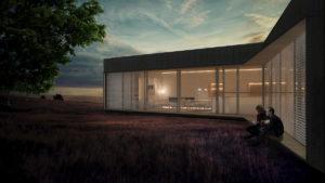 Visita guiada a una casa JIA. Habitalidad ecológica y sostenible<br>Nueva experiencia de Economía Humana