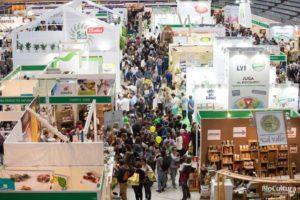 Biocultura <br> Feria de Productos Ecológicos y Consumo Responsable. @ Palau Sant Jordi