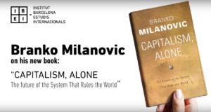 """Presentación del libro """"Capitalism, Alone: The Future of the System That Rules the World"""" de Branko Milanovic @ Univaeritat Pompeu Fabra, edifici Mercè Rodoreda 24, aula 24 S18"""