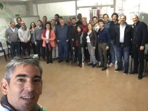 Desayuno para Transformakers en Mendoza (Argentina) @ Casa Plasma - Atelier Cristóbal Peña y Lillo
