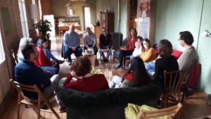 Desayuno Networking para TransforMakers en Barcelona @ Espai Dodecaedre