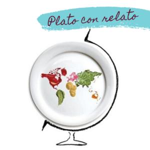 Plato con relato. Contectando personas y culturas <br> Velada gastronómica y networking @ Espai René