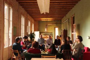 Desayuno Networking para Transformakers en Sabadell @ Casa Comadran
