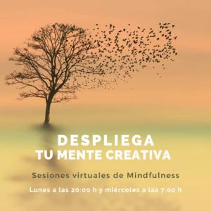 Sesiones virtuales de Mindfulness @ Evento Online