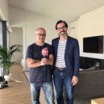 RTVE entrevista a Gabriel Gomera miembro del equipo Hábitat Humano