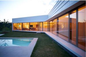 Salud y sostenibilidad en la arquitectura interior