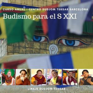 Budismo para el SXXI. Curso Online Centro Dudjom Tersar @ Evento Online