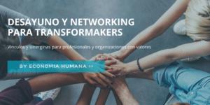 Desayuno y networking para Transformakers
